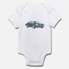 1970 Pontiac Firebird 400 Ram Infant Bodysuit