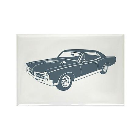 1967 Pontiac GTO Rectangle Magnet (100 pack)