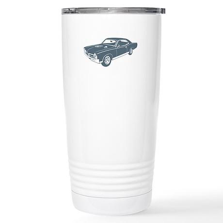 1967 Pontiac GTO Stainless Steel Travel Mug