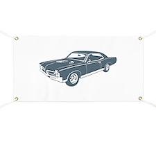 1967 Pontiac GTO Banner