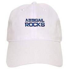 abbigail rocks Baseball Cap