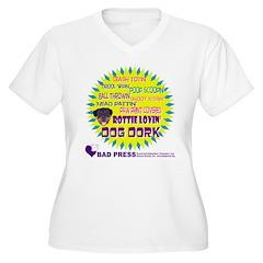 Rottie Lovin' Dog Dork T-Shirt