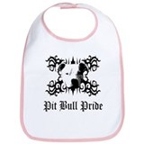 American pit bull terrier Cotton Bibs