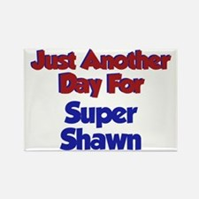 Shawn - Another Day Rectangle Magnet