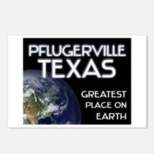 pflugerville texas - greatest place on earth Postc