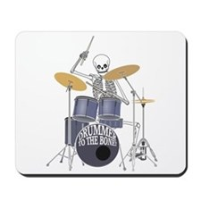 Bone Drummer Mousepad