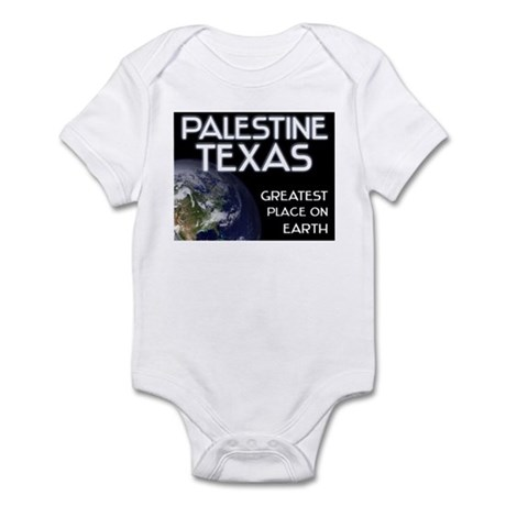 palestine texas - greatest place on earth Infant B