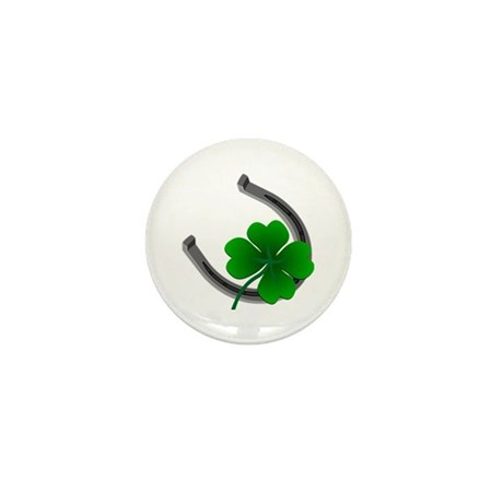St. Patrick's Lucky Mini Button Pins