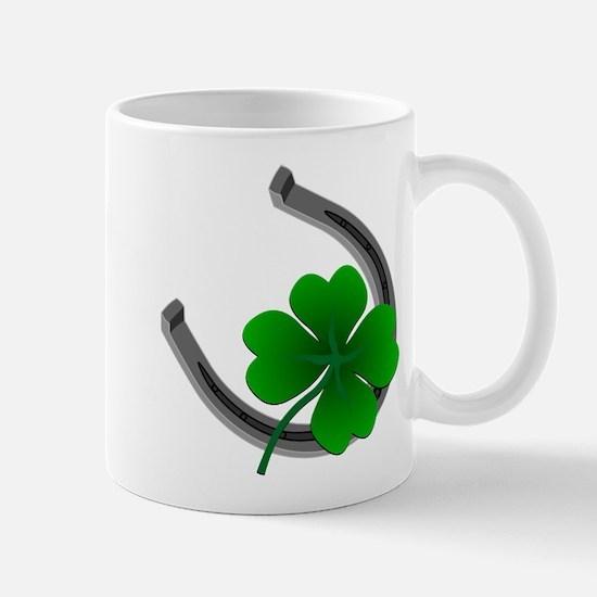 St. Patrick's Lucky Mug