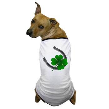 St. Patrick's Lucky Dog T-Shirt