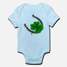 Lucky Infant Baby Bodysuit Jumpers St. Patrick's