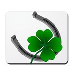 St. Patrick's Lucky Mousepad