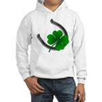 St. Patrick's Lucky Hooded Sweatshirt