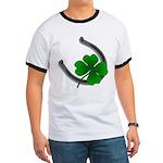 St. Patrick's Lucky Ringer T
