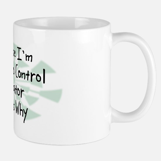 Because Radio Control Operator Mug
