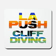Twilight - La Push Cliff Diving Mousepad