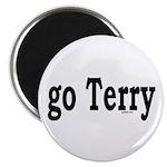 go Terry Magnet