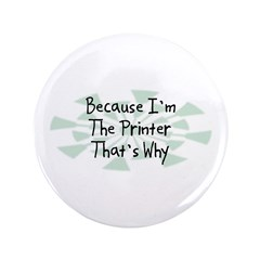 Because Printer 3.5