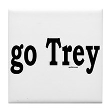 go Trey Tile Coaster