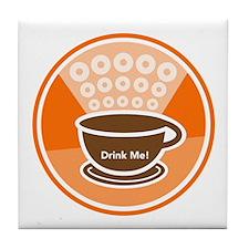 Coffee - Tile Coaster