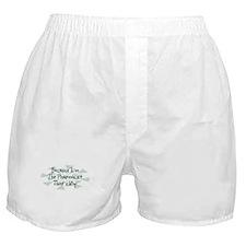 Because Pharmacist Boxer Shorts