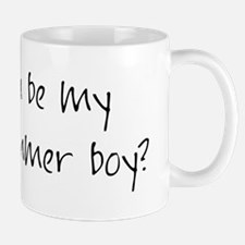 Will you be my little drummer Mug