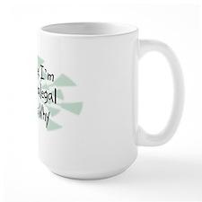 Because Paralegal Mug