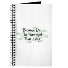 Because Paralegal Journal