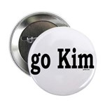 "go Kim 2.25"" Button (100 pack)"