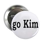 "go Kim 2.25"" Button (10 pack)"