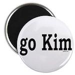 """go Kim 2.25"""" Magnet (10 pack)"""