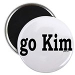 go Kim Magnet