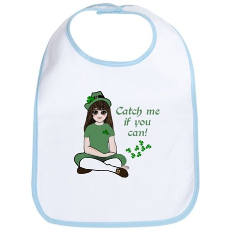 Catch Me If You Can Bib