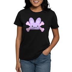 Kawaii Bunny and Crossbones Tee