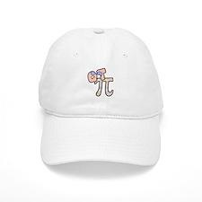 Q T Pi Cutie Pi Baseball Cap