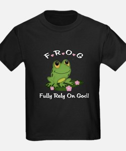 FROG Fully Rely On God T