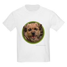 Border Terrier Kids T-Shirt