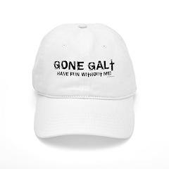 Gone Galt Baseball Cap