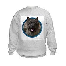 Cairn Terrier Art Sweatshirt