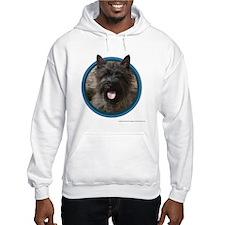 Cairn Terrier Art Hoodie
