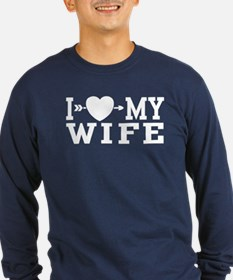 I Love My Wife T
