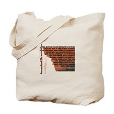 Humanistic Education Tote Bag