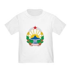 Macedonia Coat Of Arms T