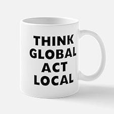 Think Global Mug