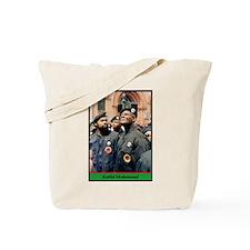 Khalid Muhammad Tote Bag