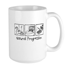 EOD - Natural Progression Mug