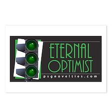 Eternal Optimist Postcards (Package of 8)