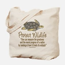 Protect Sea Turtles Tote Bag