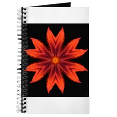 Orange Lily II Journal