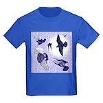 Performing Rollers Kids Dark T-Shirt